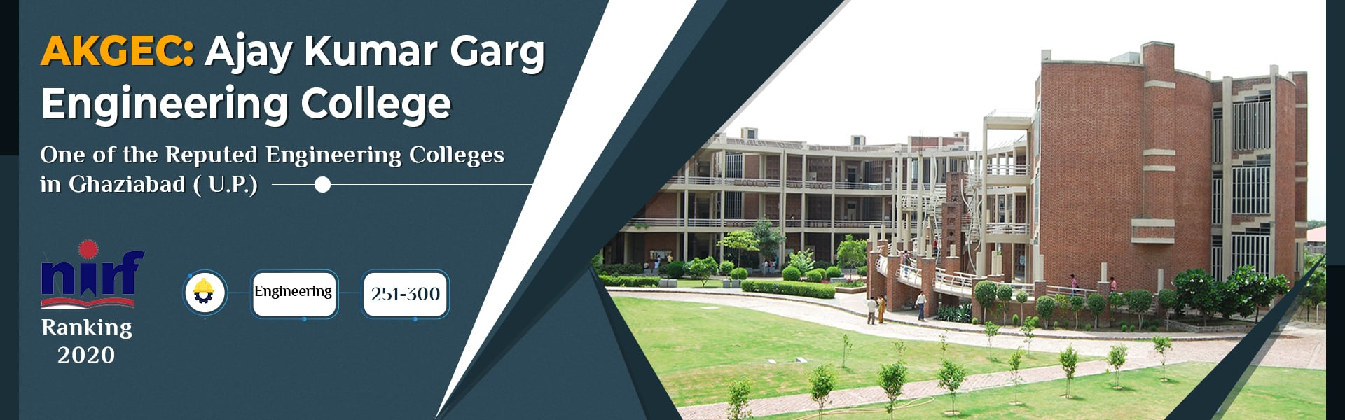 Ajay Kumar Garg Engineering College (AKGEC)