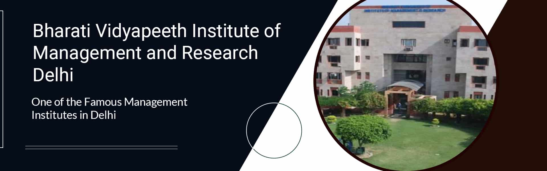 Bharati Vidyapeeth Institute of Management and Research (BVIMR), Delhi