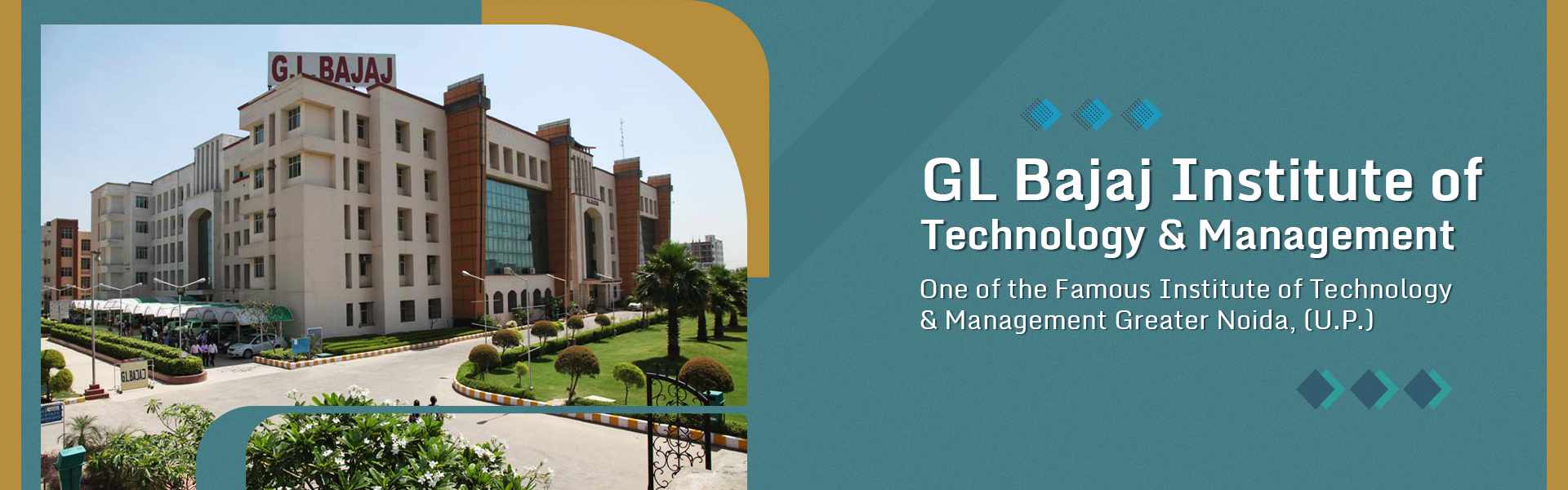 GL Bajaj Institute of Technology & Management GLBITM 2021