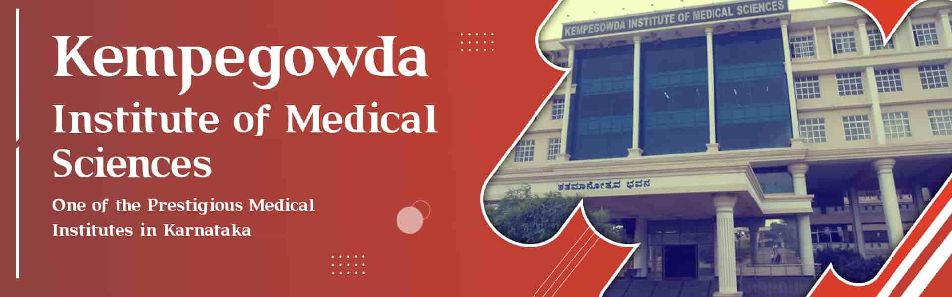 Kempegowda Institute of Medical Sciences (KIMS) Bangalore