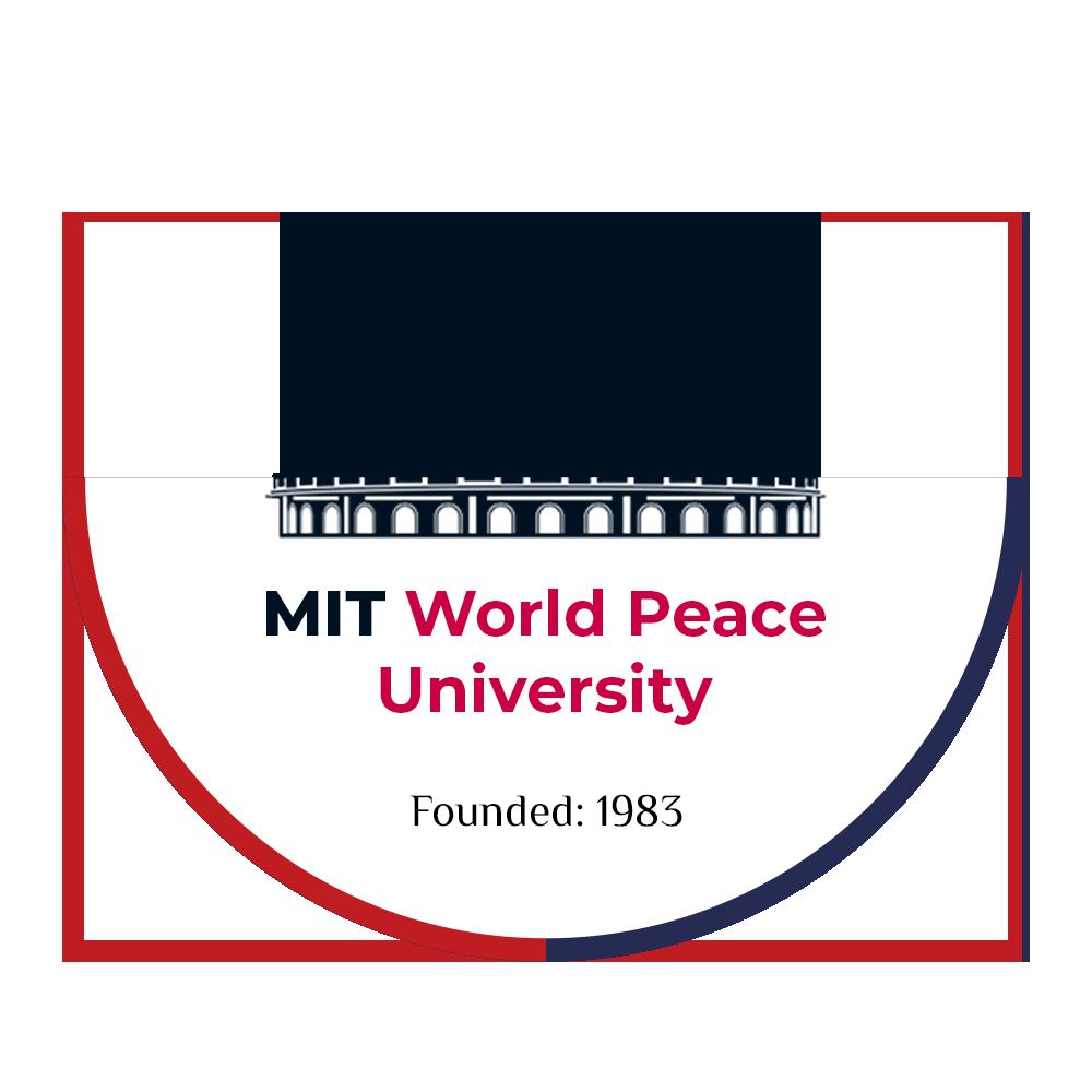 MIT World Peace University (WPU 2021) Pune