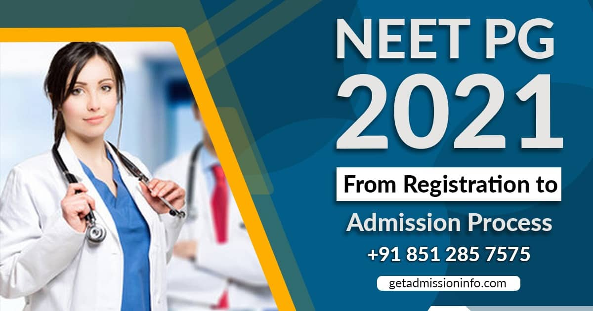 NEET PG 2021: Registration Process, Pro Tips for MD MS Admission