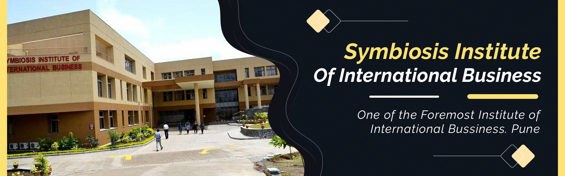 Symbiosis Institute of International Business (SIIB) Pune