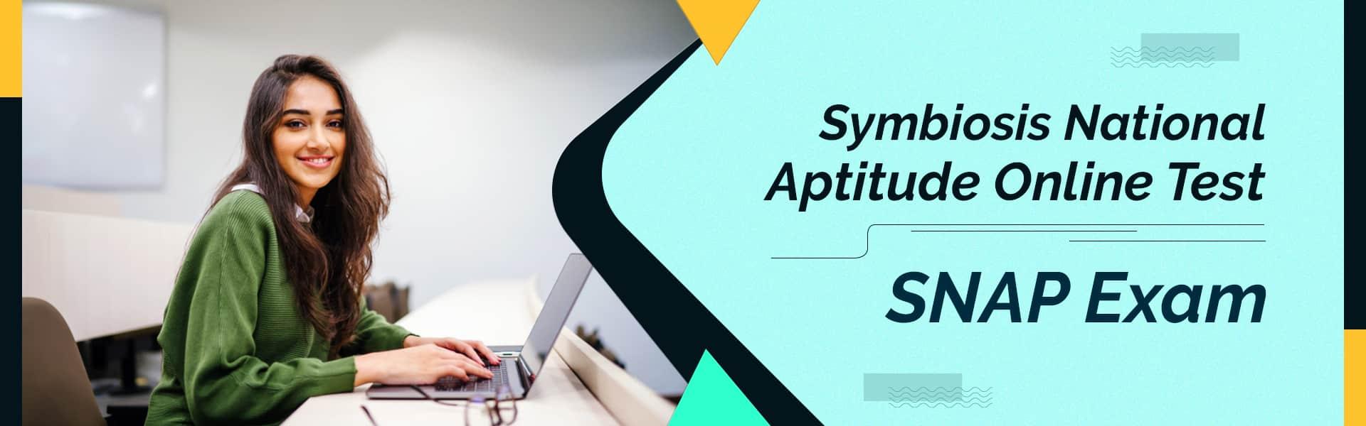 Symbiosis National Aptitude Test (SNAP Entrance Exam 2021)