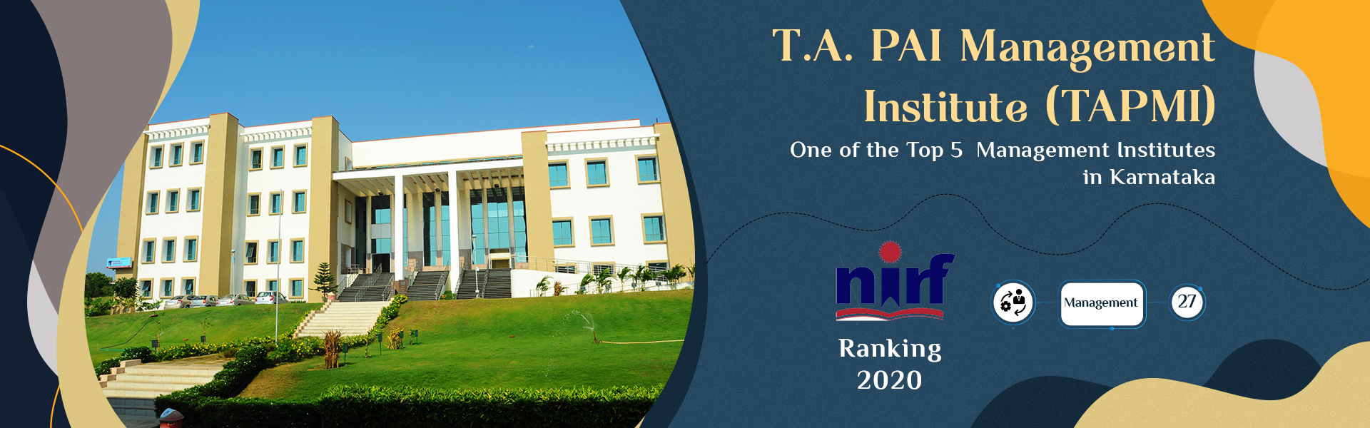 T.A. PAI Management Institute (TAPMI)