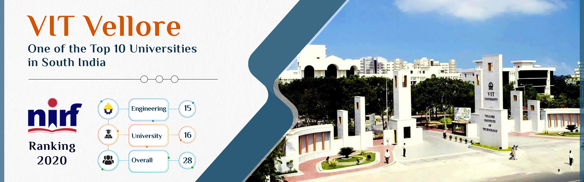 Vellore Institute of Technology| VIT University Admission 2021