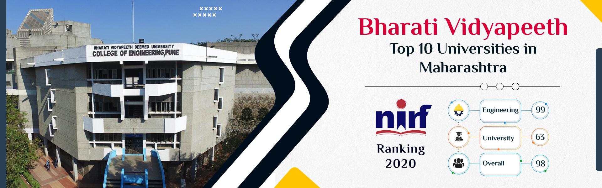 Bharati Vidyapeeth Deemed University 2021