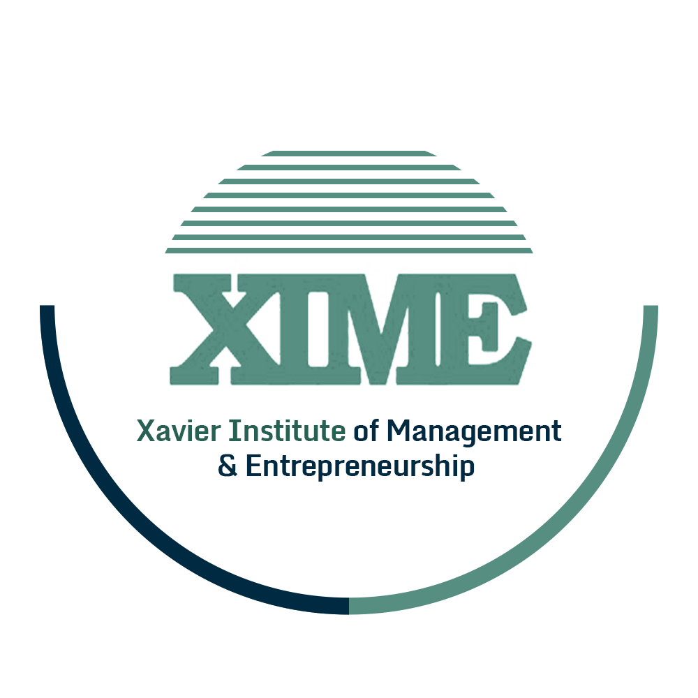 Xavier Institute of Management and Entrepreneurship (XIME),Bangalore
